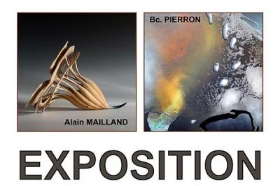 Mondes Intérieurs : peintures et sculptures à Belleme