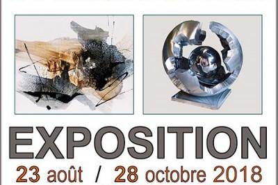 Transparences : peintures et sculptures à Belleme