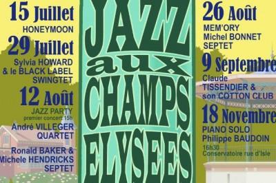 Jazz Aux Champs Elysées 2018