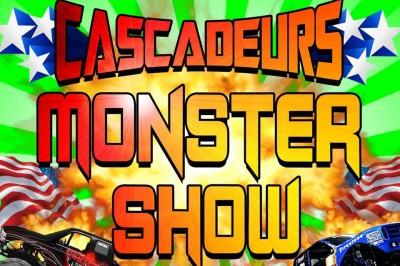 Les Cascadeurs Monster Show à Sete
