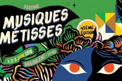 43eme Festival Musiques Metisses 2018