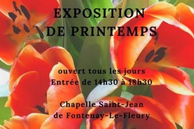Exposition de Printemps 2018 à Fontenay le Fleury