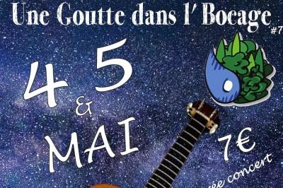 Festival Une Goutte dans l' Bocage à Montchauvet