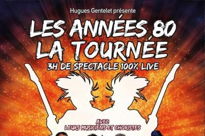 Les Années 80 à La Roche sur Yon à Mouilleron le Captif
