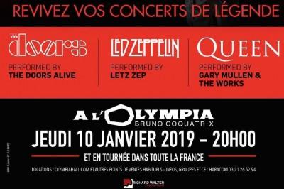 Rock Legends à Paris 9ème