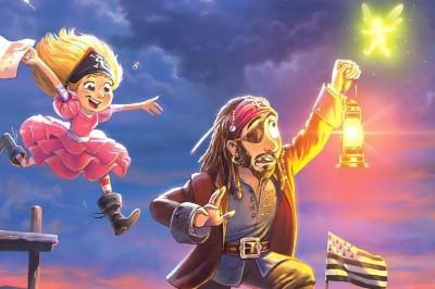 Rose et le pirate à Vannes