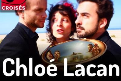 Chloé Lacan - Ménage à trois à Presles