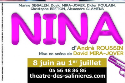 Nina à Bordeaux