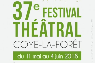 37è festival théâtral de Coye-la-Forêt à Coye la Foret