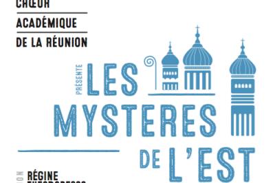Les Mystères de l'Est à Saint Denis