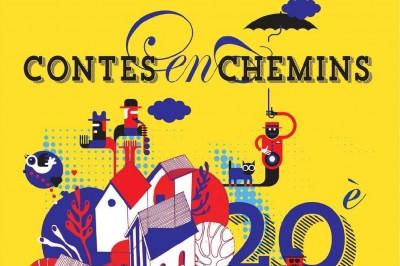 Contes en Chemins 20e édition 2018