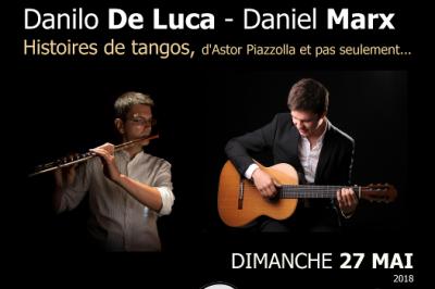 Récital Danilo De Luca & Daniel Marx à Marseille