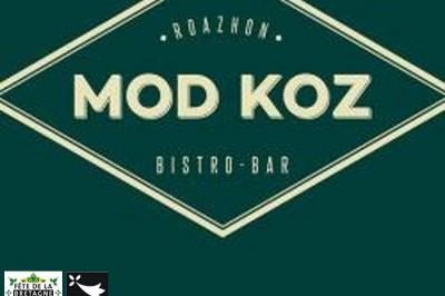 Le Bour/Bodros duo & Modkozmik à Rennes