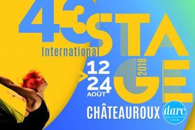 43e Stage-Festival International de Châteauroux à Chateauroux