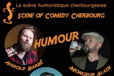 Soirée humour - Scene of Comedy Cherbourg
