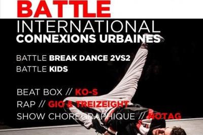 Battle connexions urbaines à Montpellier