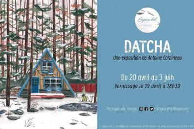 Datcha d'Antoine Corbineau à Nantes