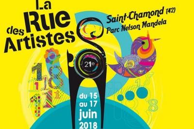 Festival La Rue des Artistes 2018