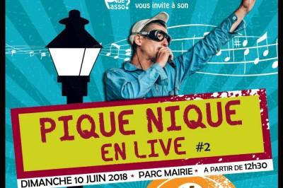 Pique nique en Live #2 à Montreuil sur Ille