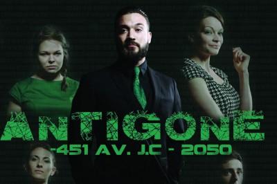 Antigone 451 av JC - 2050 à Saint Jean le Blanc