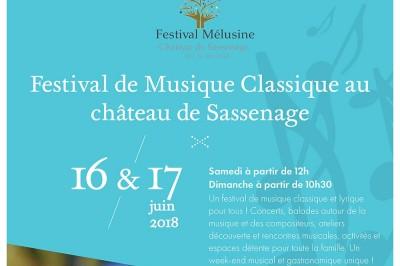 Festival Melusine 2018