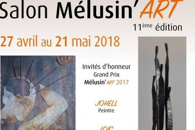 Mélusin'art 2018 à Vouvant