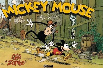 Exposition Mickey, Café Zombo à Blois