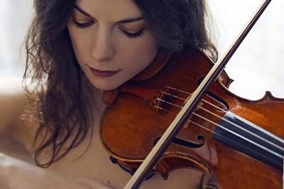 Recital de violon : Liana Gourdjia : JS Bach à Boulaur