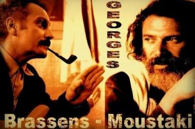 Anniversaire de Georges Moustaki  à Sete