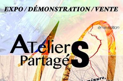 Dixième édition des ateliers partagés à Dijon