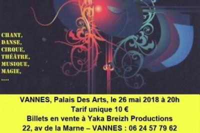 Découverte de jeunes talents à Vannes