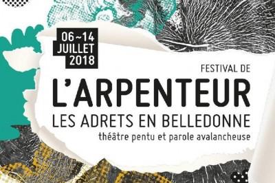 Festival de l'Arpenteur 2018