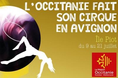 L'Occitanie fait son cirque en Avignon 2018