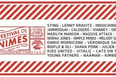 Festival De Nîmes 2018