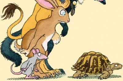 Et la tortue dans tout ça ? à Villemomble