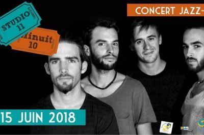 Concert Minuit 10 à Toulon