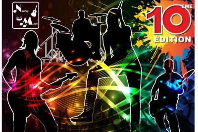 Grape Hill participe à la 10e édition du Concert Pop Rock de Neufvy sur Aronde