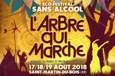 Eco-festival L'Arbre qui Marche 2018