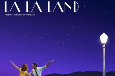 Cinéma Plein Air : La La Land à Saint Chamond