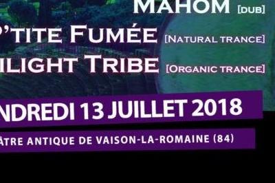 Hilight Tribe + La P'tite Fumee + Mahom + Davodka + Remy à Vaison la Romaine