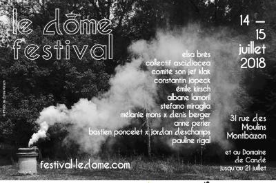 Le dôme festival 2018