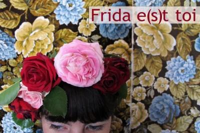 Frida e(s)t toi à Carla Bayle