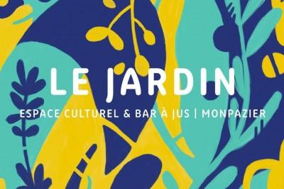 Inauguration Le Jardin et Vernissage de l'exposition Élementalisme à Monpazier