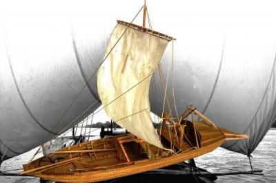 Les petits bateaux Ligériens à Frossay
