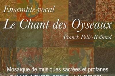 Ensemble Vocal Le Chant des Oyseaux à Ruy