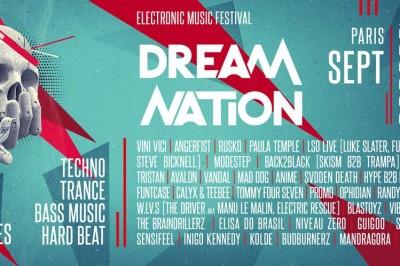 Dream Nation Festival 2018 - Main Event à Aubervilliers