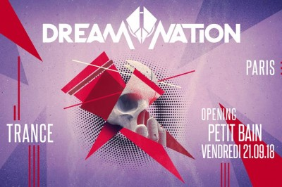 Dream Nation Festival 2018 - Opening à Paris 13ème