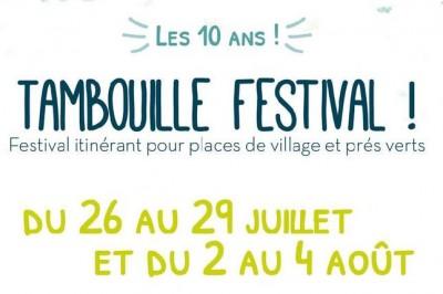Tambouille Festival à Mortagne