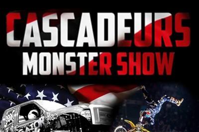 Les Cascadeurs Monster Show à Hyeres