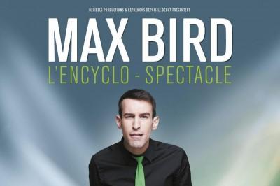 Max bird à Saint Cyr sur Loire